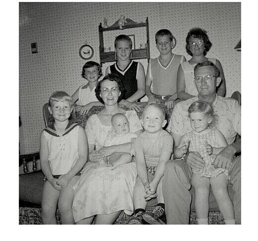 The Jones Family 1962